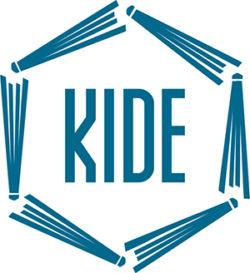 Kirjallisuuden edistämiskeskuksen logo