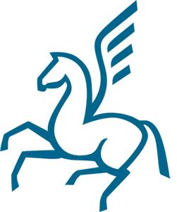 Kirjailijaliiton Pegasos-logo