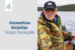 Seppo Saraspää, kuva Pertti Turunen.